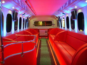 Brighton ClubClass Party, Bus Hen party Ideas